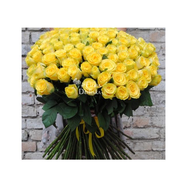 Сеть, цветы оптом 101 розу барнаул